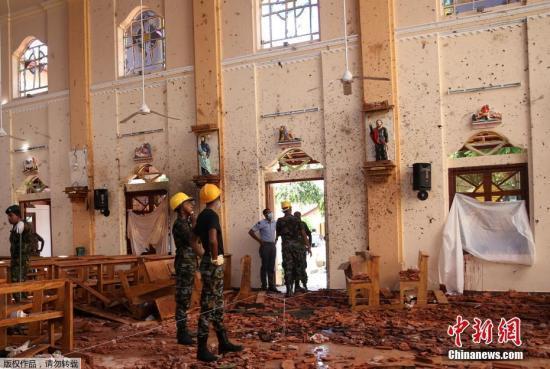 斯里兰卡爆炸案何时能水落石出?国际刑警将协助调查