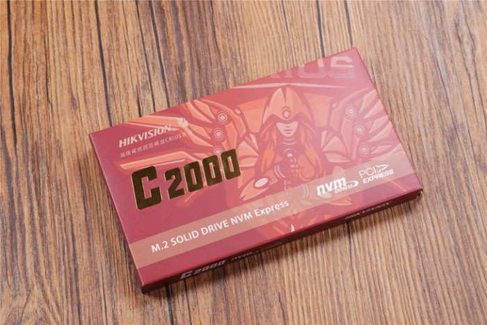 海康威视C2000固态硬盘评测