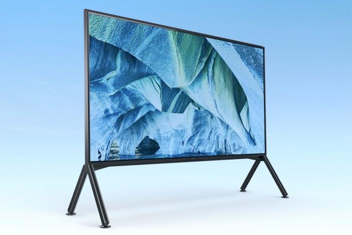 索尼98寸8K电视售价公布:70000美元