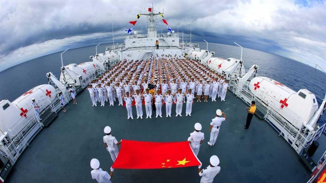 人民解放军海军诞生70周年 这些海事旅游景点不容错过