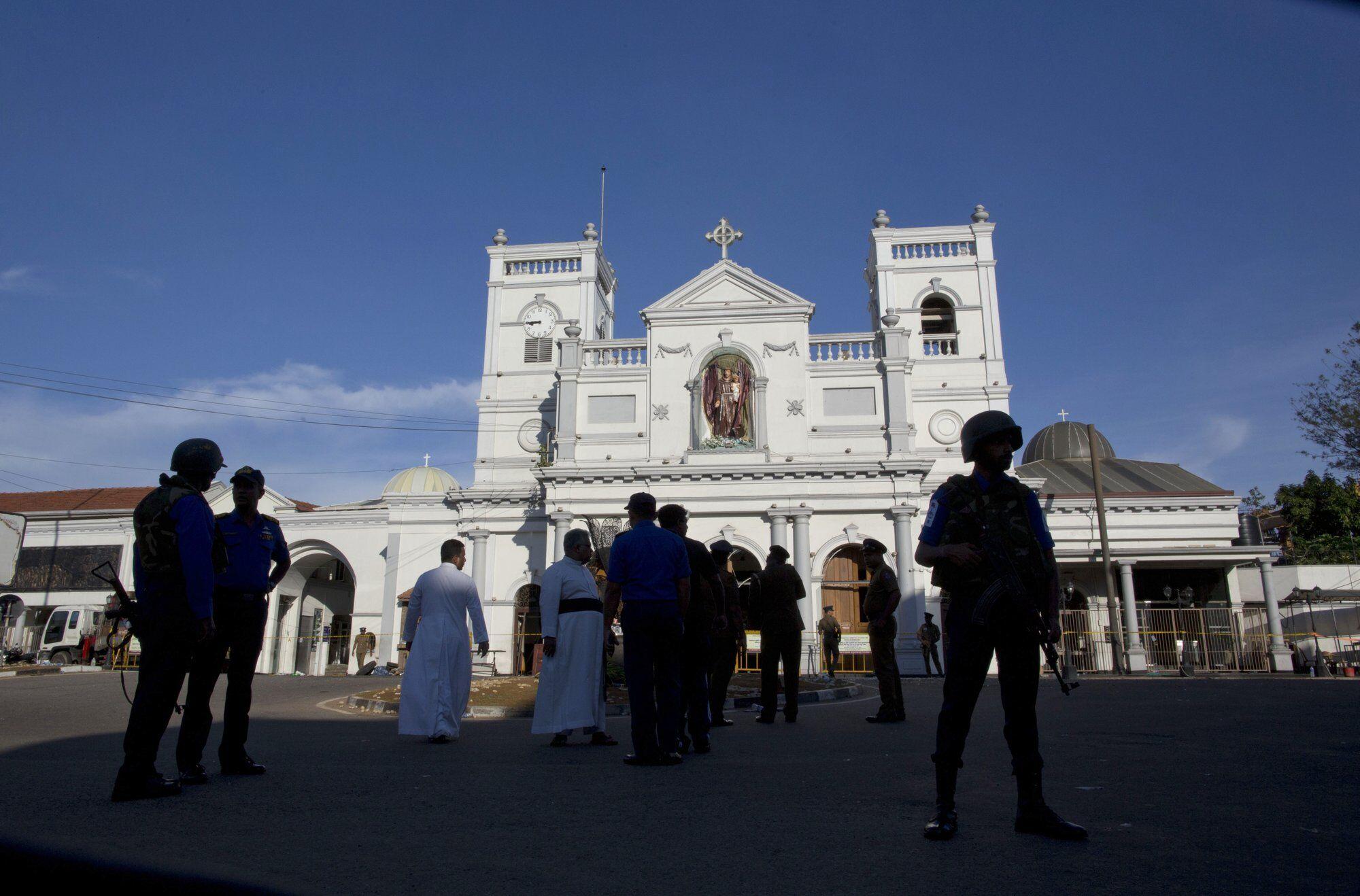 1号站:1号站:斯系列爆炸案死亡人数上升至310人 政府宣布4月23日为全国哀悼日