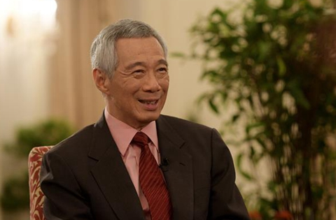 李显龙:重庆互联互通示范项目可为区域国家发展提供服务
