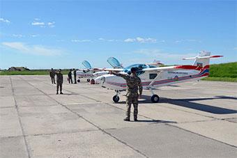 阿塞拜疆空军接收巴基斯坦造初级教练机