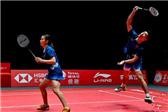 羽球亚锦赛:中国混双惊险不断