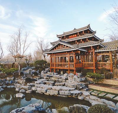 指南 | 世园会广西园:花湖映楼 绚丽家园