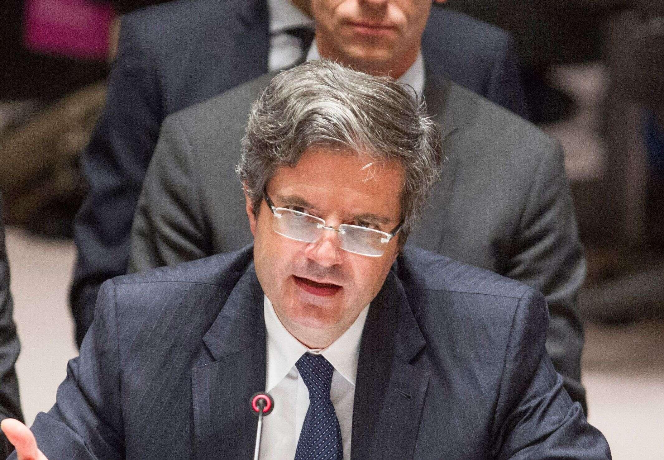 为这事,法国驻联合国代表炮轰美国:别动不动就用否决权