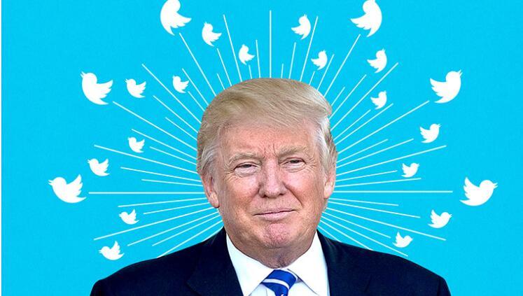 """""""我为什么掉粉?""""""""推特治国""""总统向推特CEO抱怨说"""