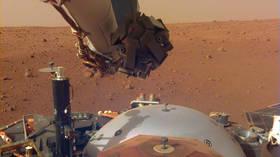 """火星也有""""地震""""!NASA火星探测器首次探测到""""火星震"""""""