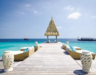 不一样的马尔代夫风光