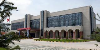 中国援建吉尔吉斯斯坦奥什医院举行交接仪式