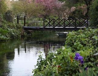 世界园林巡礼——意大利宁法花园