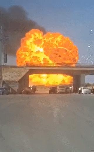 榆林危化品运输企业发生爆炸 警方抓获一嫌犯