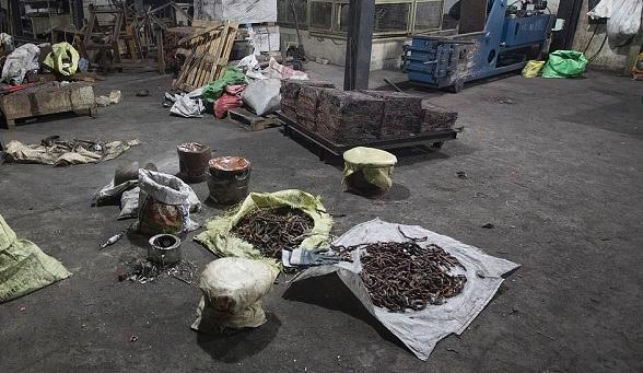 斯里兰卡袭击者的工厂曝光:曾制作炸弹背心(图)