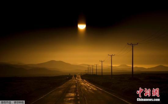 智利阿塔卡马沙漠上榜CNN世界最美25个地方