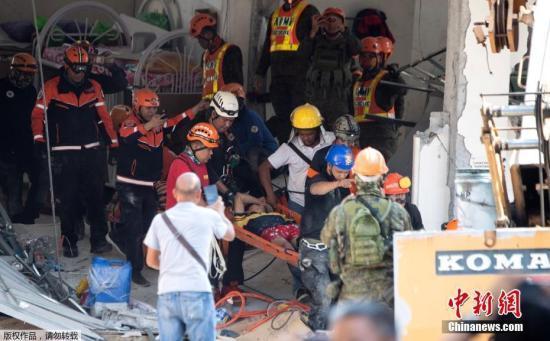 ?#22369;?#23486;达沃4.5和4.7级地震两次 暂无人员伤亡报告