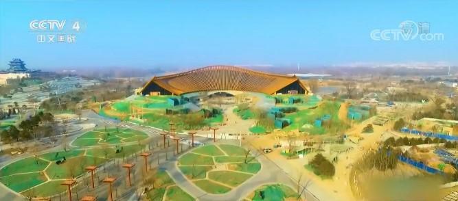 北京世园会已准备就绪 建设布展工作全面完成