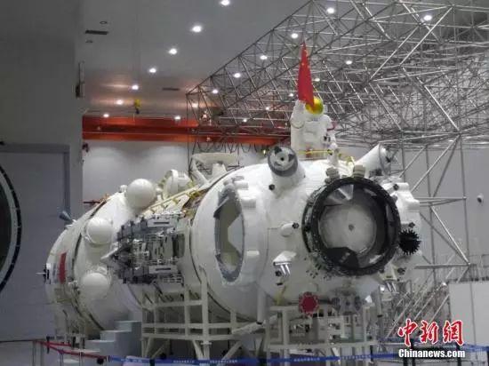 """中国空间站来了!2022年前后""""天宫""""将建成!"""