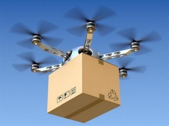 Google获得首个无人机快递许可 年内将在美国上线