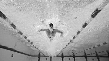 心肺患者的水中运动疗法