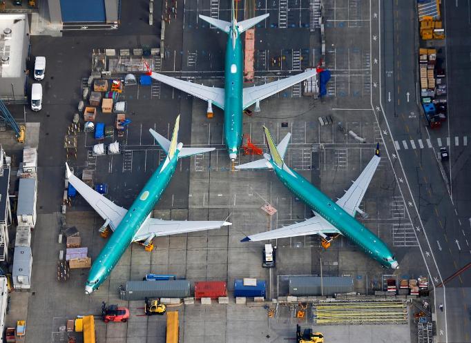 受737MAX危机重创 波音第一季度利润下降21%