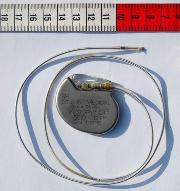 心跳就是能量 无需电池自驱动心脏起搏器问世