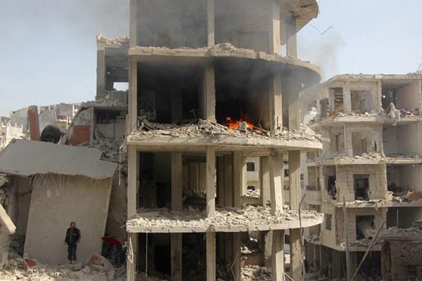 叙利亚伊德利卜省发生爆炸 至少11人死亡