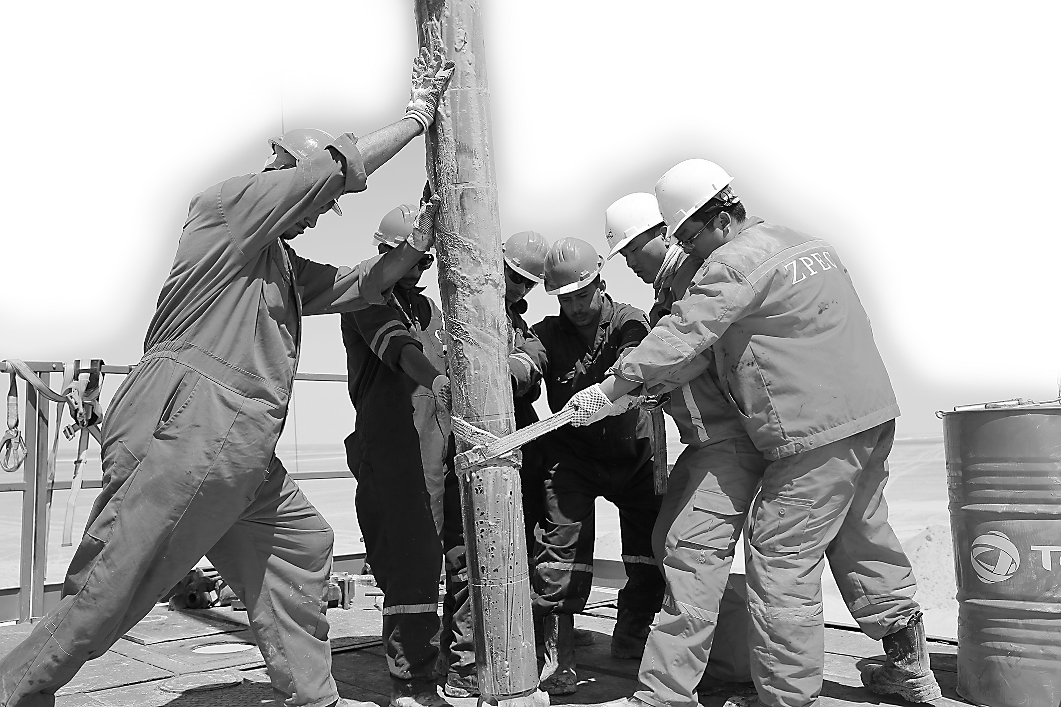中国油服企业在中东大有可为