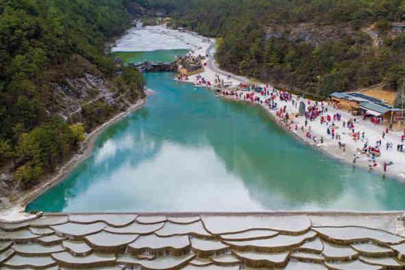 丽江旅游持续升温