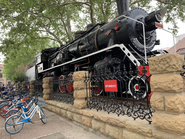 #发现最美铁路?发?#21046;?#40065;文化#环球网系列网评六:百年胶济铁路浓缩中国铁路进取精神