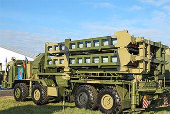俄最新S-350防空完成测试开始量产 将取代S300