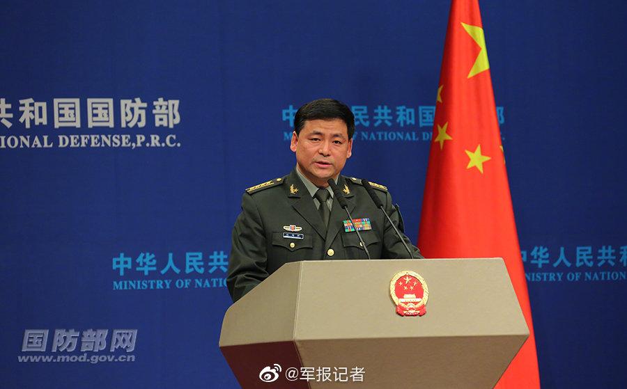 国防部:中俄将举行第三次反导计算机综合演习