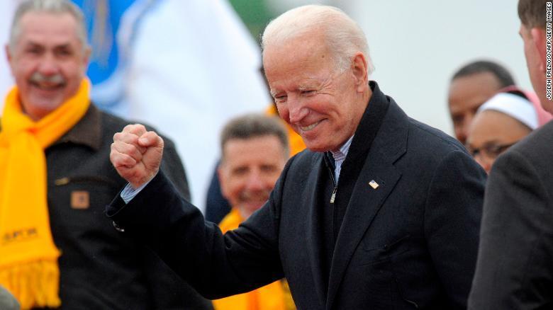 快讯!美国前副总统拜登宣布参选2020美国总统