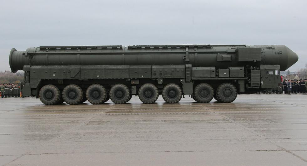 俄军列装反无人机武器 保卫高超音速导弹基地
