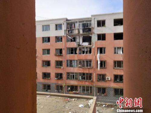 呼和浩特联建小区爆燃原因公布:用户使用不当