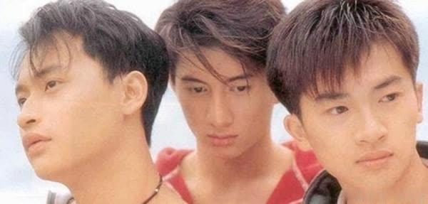 陈志朋晒儿子照片, 网友感叹: 其实他比苏有朋吴奇隆都正常