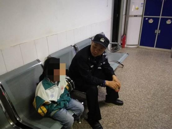 女孩离家出走 民警找到她她却不愿回家