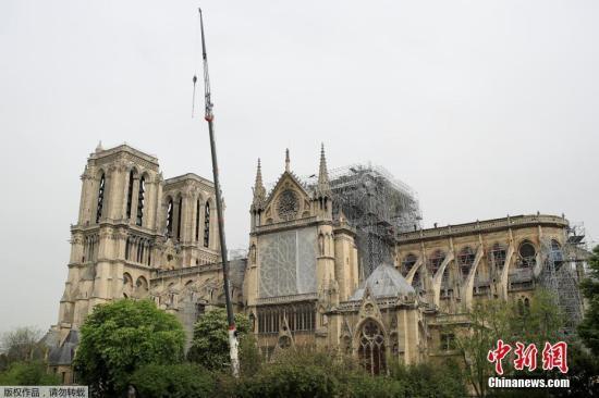 工地抽烟、电线乱放……巴黎圣母院火灾后曝安全问题