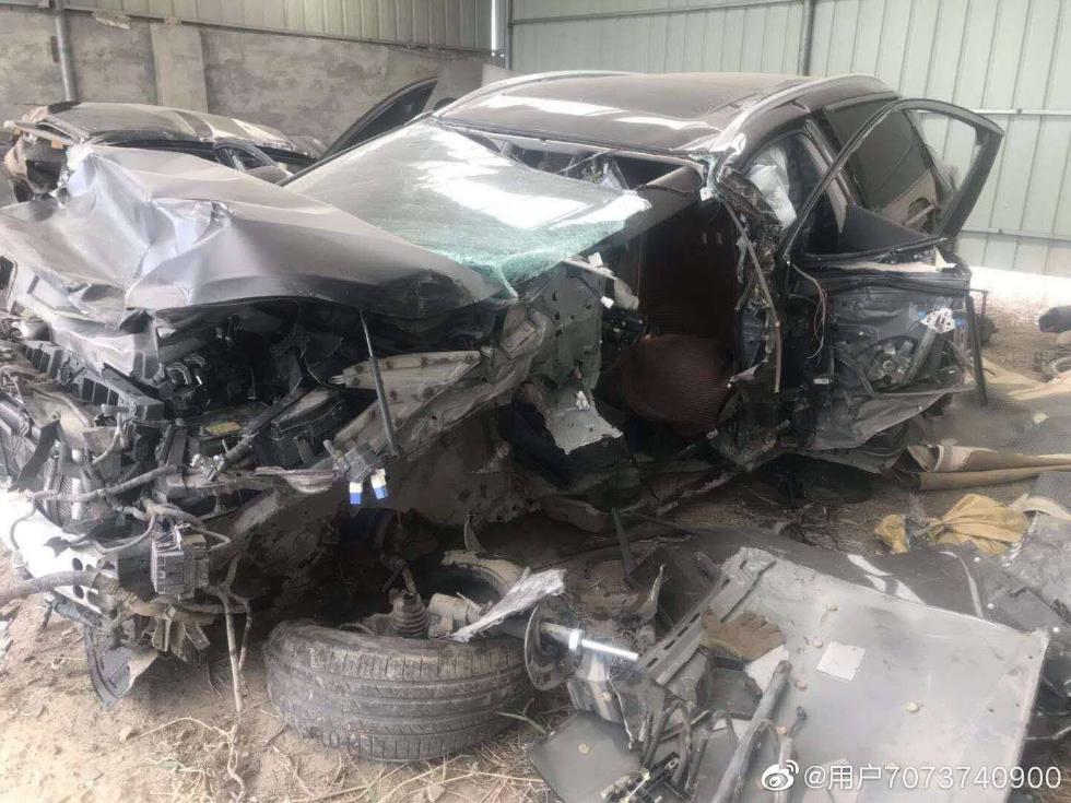 河北衡水一村支书驾车追尾致4死1伤,涉嫌交通肇事已被免职