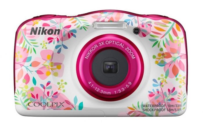 尼康发布Coolpix W150紧凑型相机