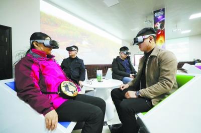 北京丽泽金融商务区首个5G实验室开放