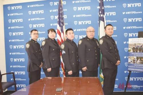 永利国际现金平台:纽约市警总局推社交媒体中文平台 加强与华裔交流