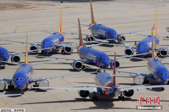 波音放弃2019年财测 称飞机减产已损失10亿美元