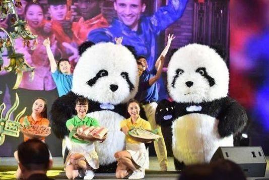 成都将举办熊猫亚洲美食节