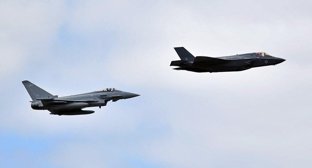 美国将向波兰展示F-35战机 促进波方下决心购买