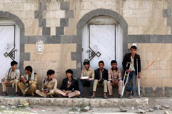 也门迎来期末考试季 考生人数超400万