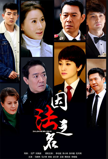 电视剧《因法之名》热播 刘海波执导理念受好评