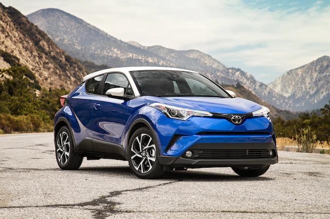 丰田拟3年内在美推出12款全新与改款车型