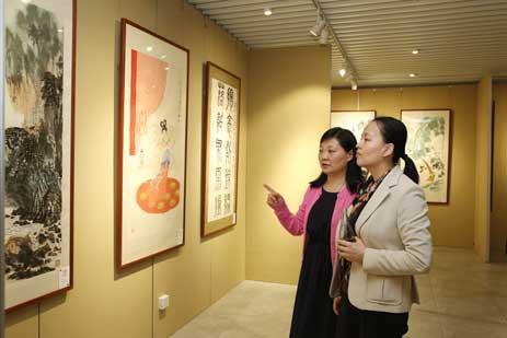 请江山入画,邀你共赏新中国70年艺术长河