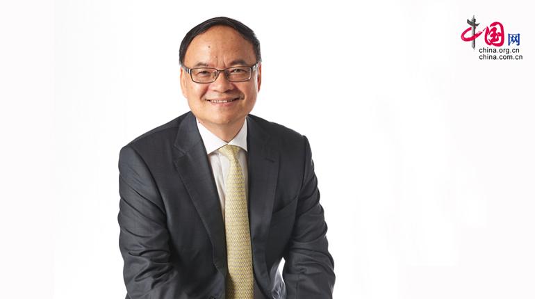 """新加坡南洋理工大学刘宏教授:推进""""一带一路""""合作还需做好机制化建设"""