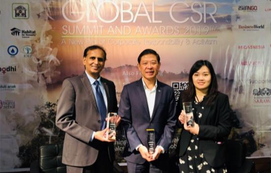 普利司通·幸福七巧板公益项目荣膺全球CSR奖项,开启崭新十年